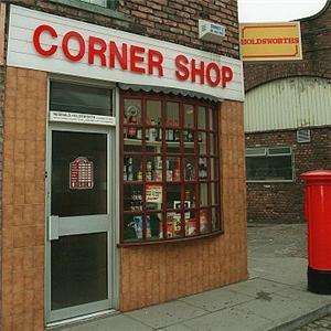 the corner shop essay