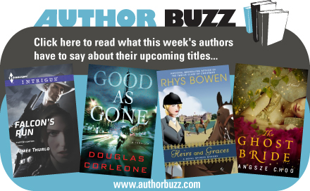 AuthorBuzz for the Week of 6/18