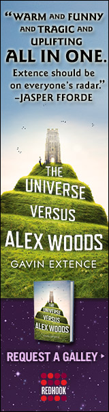 Redhook: The Universe Versus Alex Woods by Gavin Extence