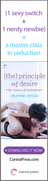 Carina Press: The Principle of Desire by Delpine Dryden