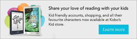 Share your love of reading with your kids