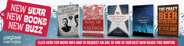 New Books from Palgrave Macmillan