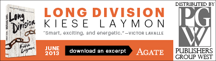 Agate Publishing: Lond Division by Kiese Laymon