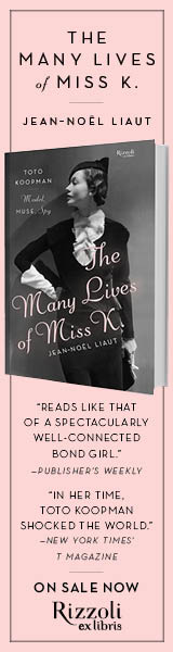 Rizzoli: The Many Lives of Miss K by Jean-Noel Liaut