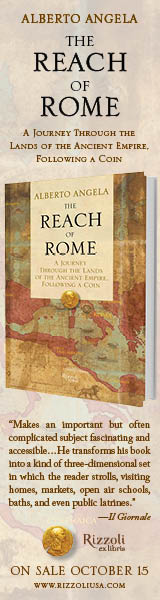 Rizzoli: The Reach of Rome by Alberto Angela