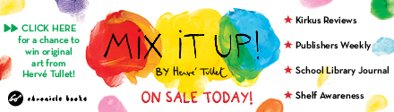 Chronicle Children's: Mix It Up by Herve Tullet
