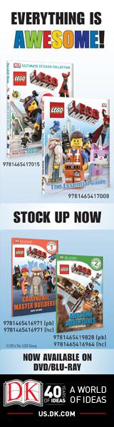 DK: Lego