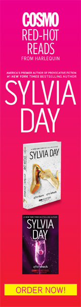 Harlequin: Afterburn/Aftershock by Sylvia Day
