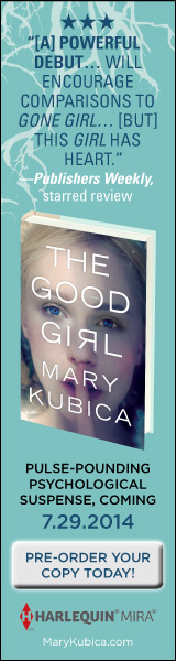 Harlequin: The Good Girl by Mary Kubica