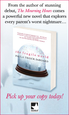 Harlequin: The Fragile World by Paula Treick DeBoard