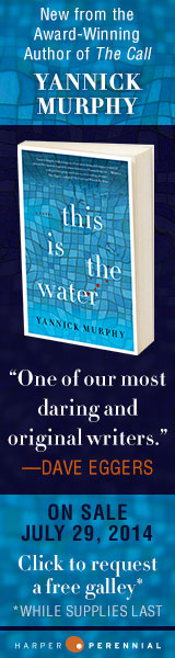 Harper Perennial: This Is the Water by Yannick Murphy
