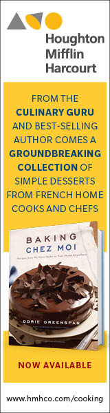Houghton Mifflin Harcourt: Baking Chez Moi by Dorie Greenspan