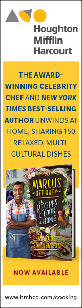 Houghton Mifflin Harcourt: Marcus Off Duty by Marcus Samuelsson