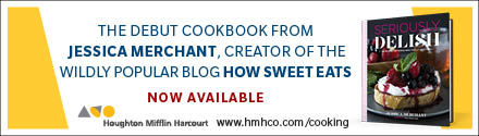 Houghton Mifflin Harcourt: Seriously Delish by Jessica Merchant