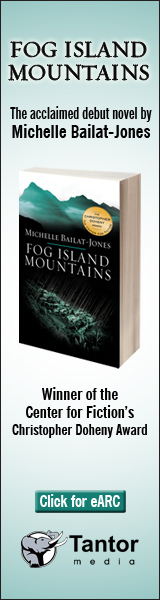 Tantor Audio: Fog Island Mountains by Michelle Bailat-Jones
