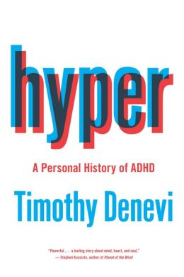 Hyper timothy denevi book cover
