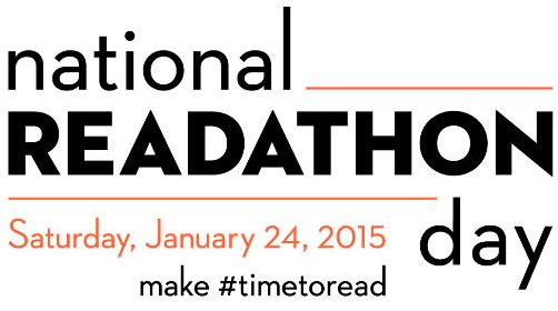 National Readathon Day 2015