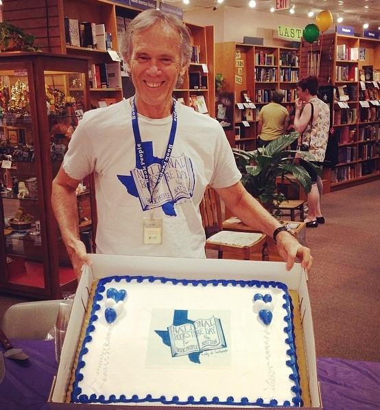 BookPeople owner Steve Bercu