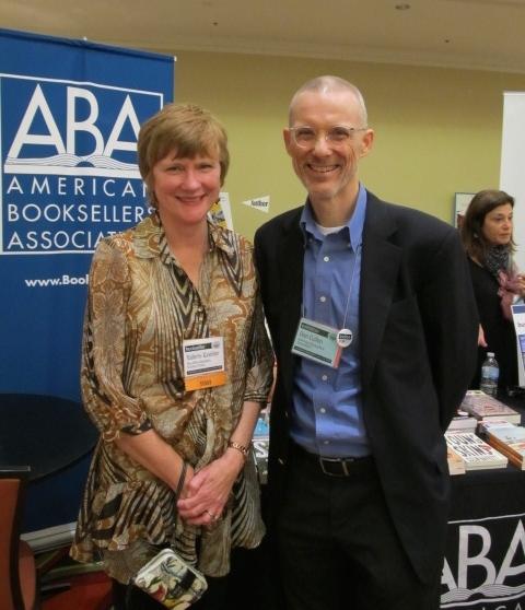 Valerie Koehler and Dan CUllen