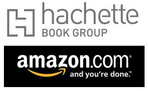 Amazon, Hachette