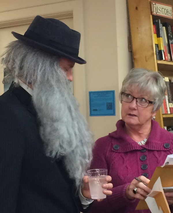 This Past Weekend The Country Bookshelf In Bozeman Mont Hosted Its Second Annual Murder Mystery Party Years Theme At Poetry Reading