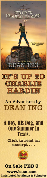 Baen: It's Up to Charlie Hardin by Dean Ing