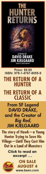 Baen: The Hunter Returns by David Drake