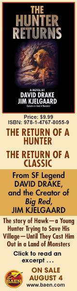 Baen: The Hunter Returns by David Drake