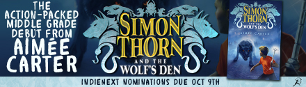Bloomsbury: Simon Thorn and the Wolf's Den by Aimee Carter