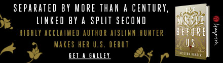 Crown: The World Before Us by Aislinn Hunter