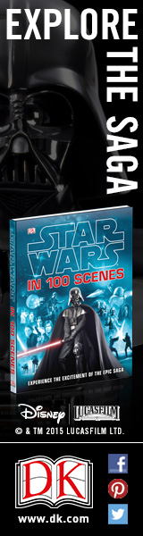 DK: Star Wars in 100 Scenes by Jason Fry