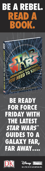 DK: Star Wars Absolutely Everything You Need to Know by Adam Bray, Kerrie Dougherty, Cole Horton & Michael Kogge