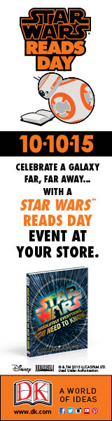 DK: Star Wars Reads Day event kit