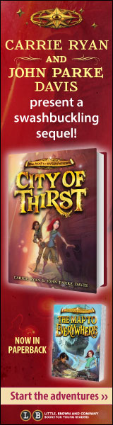 Little, Brown Books for Young Readers: City of Thirst by Carrie Ryan & John Parke Davis