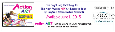 Bright Ring: Action Art by MaryAnn Kohl