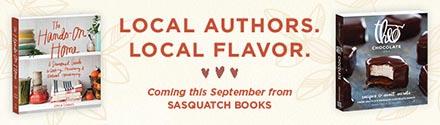 Sasquatch Books: Local Authors. Local Flavor.