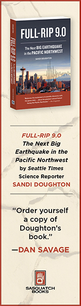 Sasquatch Books: Full-Rip 9.0 by Sandi Doughton