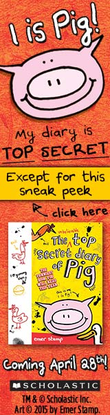 Scholastic: Unbelievable Top Secret Diary of Pig by Emer Stamp