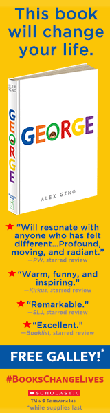 Scholastic: George by Alex Gino