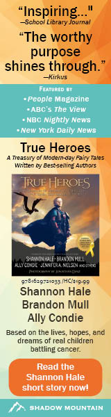 Shadow Mountain: True Heroes edited by Jonathan Diaz