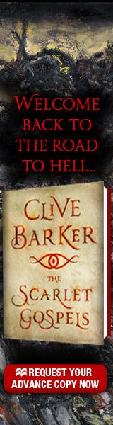 St. Martin's: Scarlet Gospels by Clive Barker