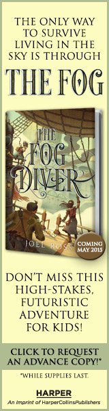 Harper Children's: The Fog Diver by Joel Ross