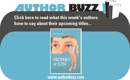 AuthorBuzz for the Week of 12.06.16