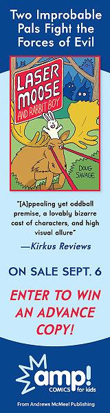 Andrews McMeel: Laser Moose and Rabbit Boy by Doug Savage