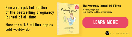 Chronicle Books: The Pregnancy Journal by A Christine Harris