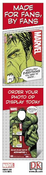 DK: Marvel by Adam Bray, John Sazaklis, Lorraine Cink & Sven Wilson