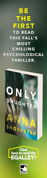 Mira Books: Only Daughter by Anna Snoekstra
