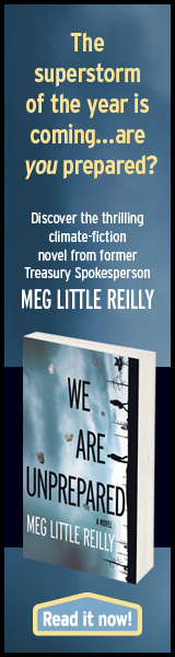 Mira Books: We Are Unprepared by Meg Little Reilly