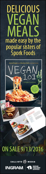 Sonoma Press: Vegan 101 by Jenny Engel and Heather Bell