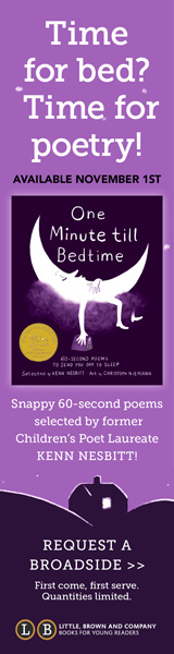 Little, Brown Books for Young Readers: One Minute till Bedtime edited by Kenn Nesbitt
